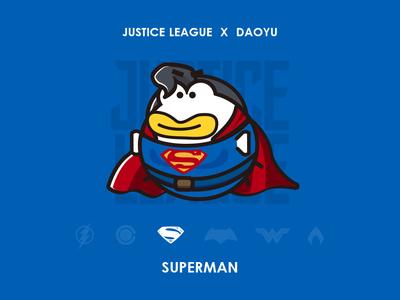 DAOYU-SUPERMAN COSPLAY