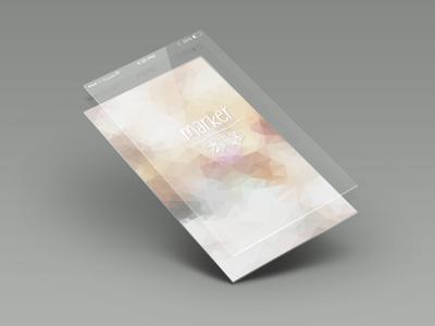 iOS Application Marker ios ui