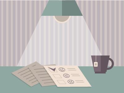 Business Instruments. Office 1 illustrio svg