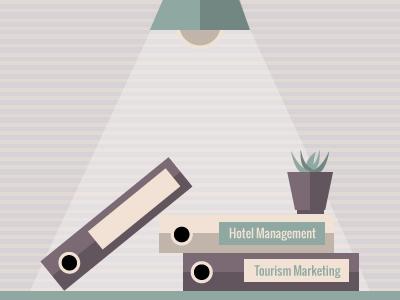 Business Instruments. Office 3 illustrio svg
