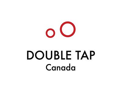 Double Tap Canada logo