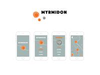 UX/UI Design: Myrmidon