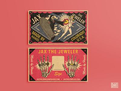 Jax the Jeweler cards