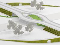 Green Viaduct - Curve