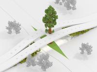 Eco Architecture Visualization