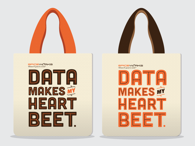Dribbble tote bags