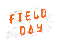 Field Day T-shirt Design