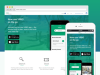 VRBO App Launch.