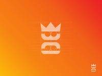 Burger king redesign logo grid
