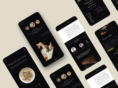 Responsive graphic minimal brand typography illustration uxdesign iphone responsive design responsive ux ui xd design xd design