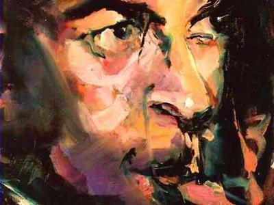 John Coltrane by BRUNI jazz musician jazz john coltrane