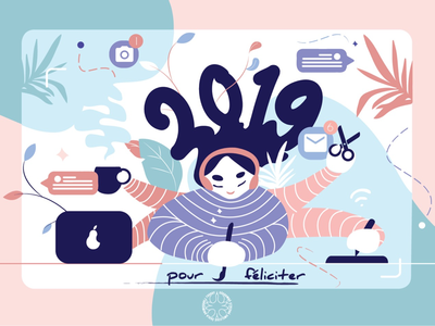 happy new year from an artist /2