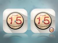 Flip Calendar icon