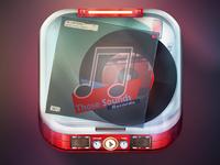 Vinyl Player icon