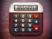 2nd Calculator App Icon