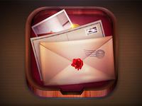 Mailbox app icon