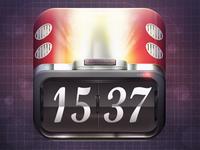 Shining Clock icon