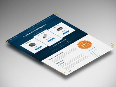 Affiliate Website Review Template