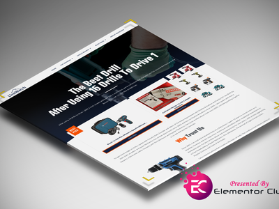Affiliate Review Page 1 wordpress elementor affiliate marketing