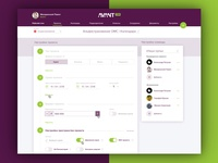 AVANT CRM concept data