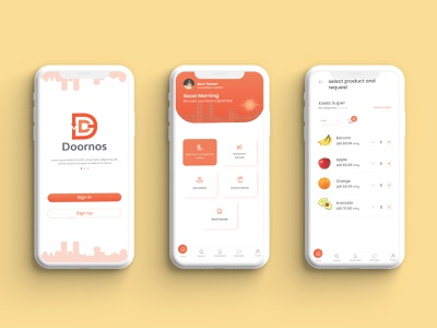 Apartment Management Mobile App apartament management mobile design app mobile app ui ux design