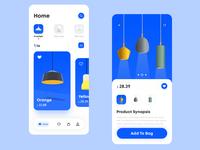 Selling Lamps App
