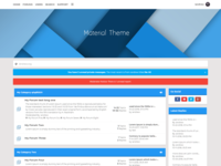 Material MyBB theme