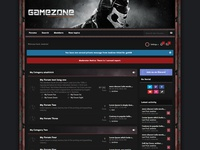 GameZone MyBB theme