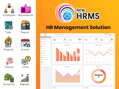 New HRMS - HR Management Solution