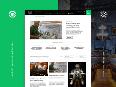Wieliczka Salt Mine - Knowledge Mine news blog turist attraction salt website design website web web design culture mine