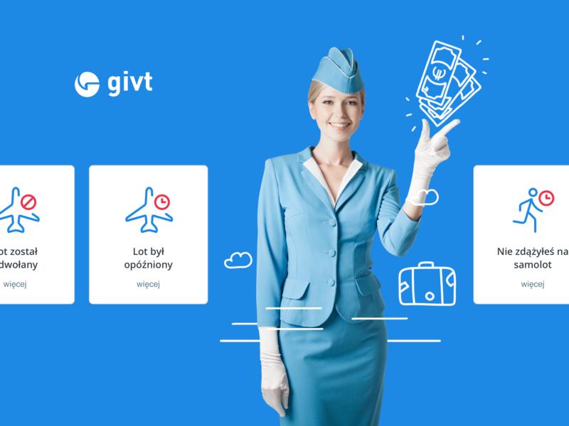 Givt - illustrations clean header photo illustration doodles web website web design