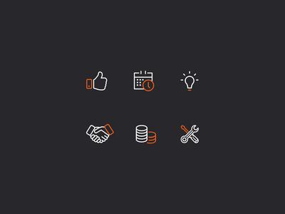 Electrics - Icons