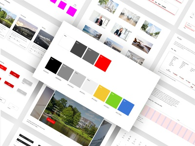 Real Estate - Web Style Guide