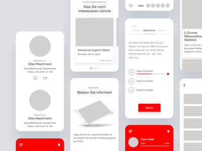Mobile App for Engel & Völkers