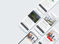 Engel & Völkers - Academy Website Responsive