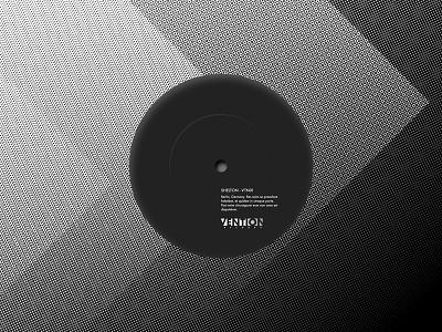 VENTION design graphic vinyl recordlabel records ventions