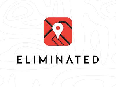 Eliminated app gamification identity design visual app