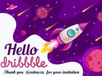 Hello Dribble 01