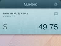 Taxes.app for iOS