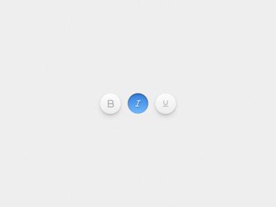 Font Style Toggles V2
