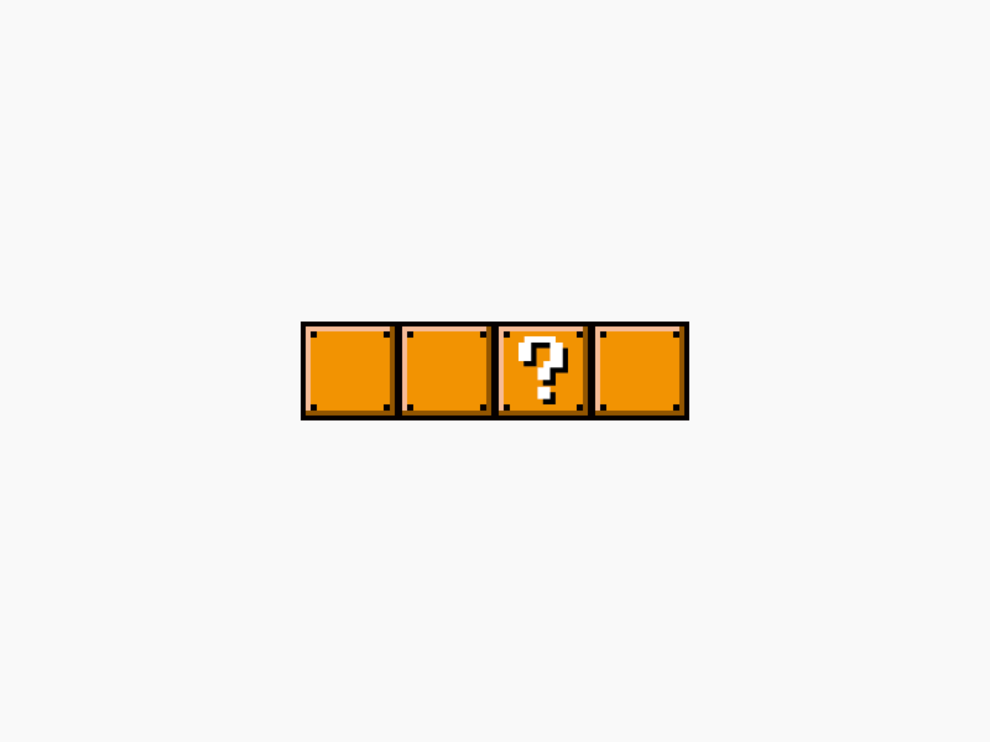 199   super mario blocks