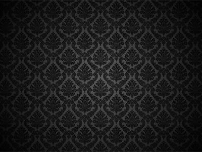 Black Damask Wallpaper For Shelfluv By Impekable On Dribbble