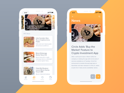 Impekable Bitcoin App download free adobe xd xd cryptocurrency crypto bitcoin gif ux ui adobepartner madewithadobexd