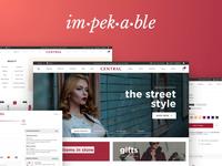 Retail E-Commerce Website Redesign