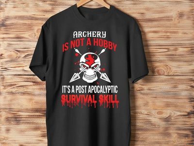 Archery is not a hobby