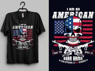 I Am An American I Have The Right To Bear Arms Your Approval Is
