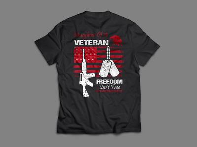 daughter of a veteran