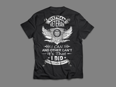 Vietnam veteran i can  and other can't