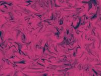 Liquify Effect Pink Cyberpunk Colors