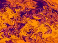 Liquify Orange Violet